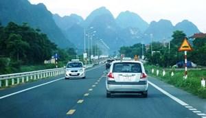 Tối nay cấm đường trên tuyến quốc lộ 1 Đồng Đăng - Hà Nội