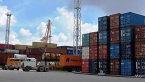 Tồn đọng gần bốn nghìn container tại cảng Hải Phòng