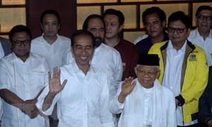 Tổng Bí thư, Chủ tịch nước gửi điện chúc mừng Tổng thống Indonesia