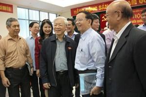 Tổng Bí thư Nguyễn Phú Trọng: KTXH đạt nhiều thành tựu nhưng vẫn còn khó khăn