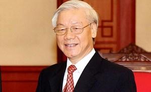 Tổng Bí thư sẽ thăm cấp Nhà nước Vương quốc Campuchia