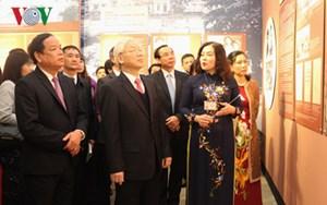 'Tổng Bí thư Trường Chinh - Người học trò xuất sắc của Chủ tịch Hồ Chí Minh'