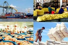 Tổng giá trị xuất nhập khẩu hàng hóa tăng 4,7%