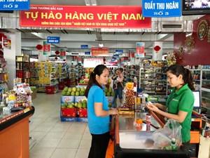 Tổng kết 10 năm cuộc vận động 'Người Việt Nam ưu tiên dùng hàng Việt Nam' TP Hà Nội