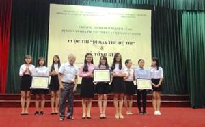 Tổng kết và trao giải cuộc thi 'Di sản thế hệ tôi'