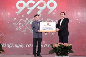 Tổng kết và trao giải thưởng App 9999 Tết