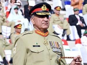 Tổng Tham mưu trưởng Quân đội Pakistan thăm Trung Quốc