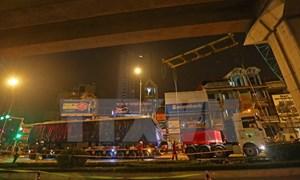 Tổng thầu đường sắt Cát Linh-Hà Đông đã nhận 18,25 triệu USD