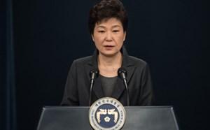 Tổng thống Hàn Quốc bị nghi dính líu tới tham nhũng