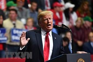 Tổng thống Mỹ chủ trương tăng mạnh chi tiêu quốc phòng