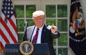 Tổng thống Mỹ gợi ý cách ''gỡ rối'' tình hình của Huawei