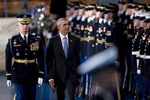 Tổng thống Obama được trao huân chương cao quý trước ngày rời Nhà Trắng