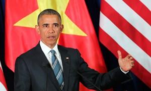Tổng thống Obama: 'Tương lai Việt Nam nằm trong tay người Việt'