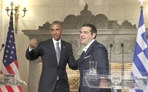 Tổng thống Obama và chuyến đi hàn gắn châu Âu