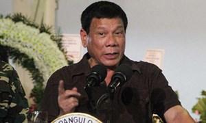 Tổng thống Philippines gọi Đại sứ Mỹ là người đồng tính