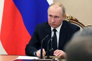 Tổng thống Putin lần đầu đọc Thông điệp liên bang trước nghị viện