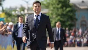 Tổng thống Ukraine khẳng định sẵn sàng đàm phán với Nga