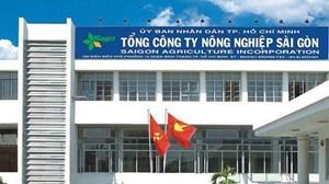 Cách chức Tổng Giám đốc SAGRI đối với ông Lê Tấn Hùng