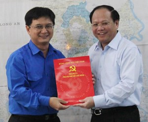 TP HCM bổ nhiệm Bí thư Quận ủy Thủ Đức