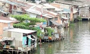 TP HCM: Di dời 74 hộ dân đến nơi ở mới
