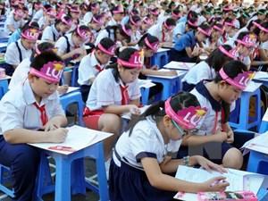 TP HCM đối mặt với áp lực số lượng học sinh tăng nhanh