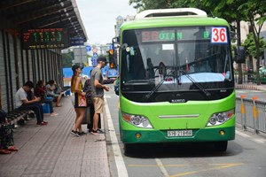 TP Hồ Chí Minh: Nhiều doanh nghiệp xe buýt kêu cứu