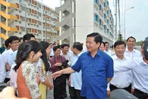 TP HCM học tập Bình Dương xây nhà ở xã hội 100 triệu đồng