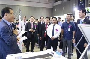 TP HCM: Khai mạc triển lãm quốc tế về công nghệ môi trường, năng lượng và sản phẩm sinh thái