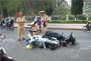 TP HCM không có người chết vì tai nạn giao thông trong dịp Tết