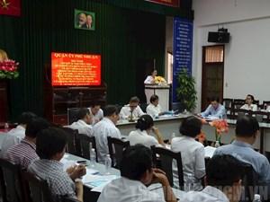 TP HCM: MTTQ quận Phú Nhuận phát huy hiệu quả tập hợp, xây dựng khối đại đoàn kết