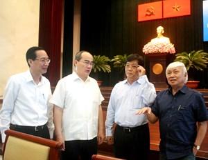 TP HCM muốn tiếp tục 'xé rào' để phát triển