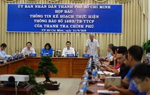 TP HCM nhận trách nhiệm, xin lỗi nhân dân vì những sai phạm ở Thủ Thiêm