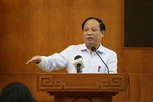 TP HCM phân công bà Võ Thị Dung tạm thay ông Tất Thành Cang