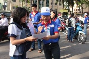 TP Hồ Chí Minh: Các điểm thi yên bình