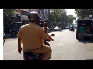 TP Hồ Chí Minh: Cảnh sát giao thông mở rộng ghi hình phạt 'nguội'