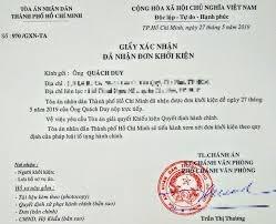 TP Hồ Chí Minh: Chuyên viên UBND thành phố kiện Chánh Thanh tra Sở Thông tin – Truyền thông