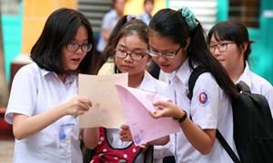TP Hồ Chí Minh: Công bố điểm chuẩn vào lớp 10