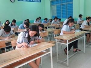 TP Hồ Chí Minh công bố số liệu tuyển sinh lớp 10