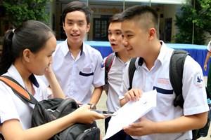 TP HCM: Điểm chuẩn lớp 10 giữa các trường chênh lệch lớn