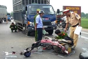 TP Hồ Chí Minh: Gần 400 người chết vì tai nạn giao thông