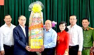 TP Hồ Chí Minh: Hơn 1.540 tỷ đồng chăm lo người nghèo dịp Tết