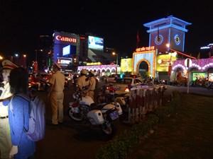 TP Hồ Chí Minh: Không có người chết vì TNGT trong dịp Tết