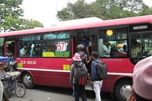 TP Hồ Chí Minh: Mở lại tuyến xe buýt đi Cần Giờ