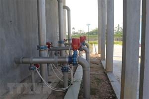 TP Hồ Chí Minh: Nhà máy nước gặp sự cố, nhiều khu vực bị nước yếu