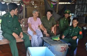 TP Hồ Chí Minh: Nhiều hoạt động hỗ trợ đồng bào, chiến sĩ biên giới, hải đảo