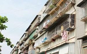 TP Hồ Chí Minh: Nhiều khó khăn cải tạo chung cư cũ