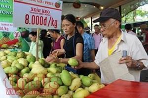 TP Hồ Chí Minh: Nóng vấn đề sản phẩm nông nghiệp sạch