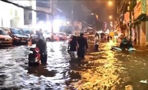 TP Hồ Chí Minh quyết tâm giảm ngập khu vực trung tâm