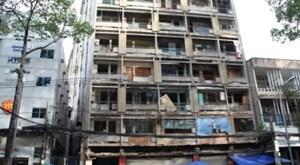 TP Hồ Chí Minh: Tháo dỡ khẩn cấp 3 chung cư nguy hiểm