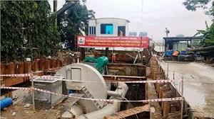TP Hồ Chí Minh: Tiếp tục thương lượng giá thuê máy bơm chống ngập